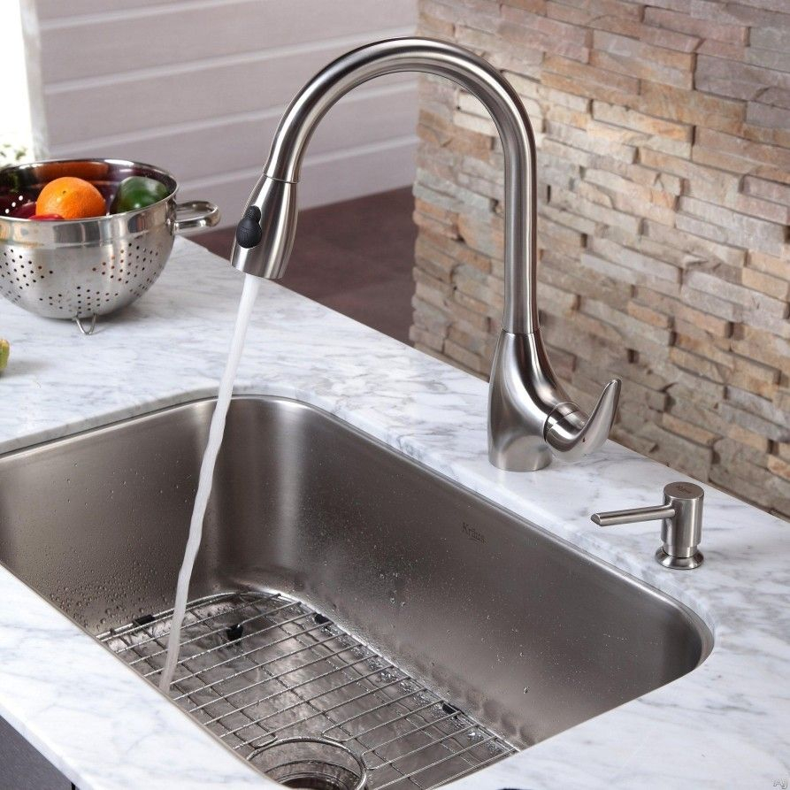 Kitchen Stainless Steel Undermount Sink Deep Kitchen Sinks Regarding