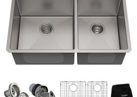 Undermount Stainless Steel Kitchen Sinks 40 60