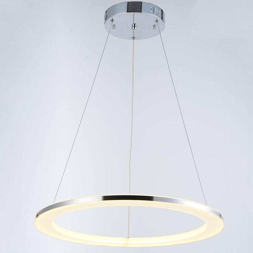 Led Pendant Lamp Modern Minimalist Light Fixtures For Home Mall
