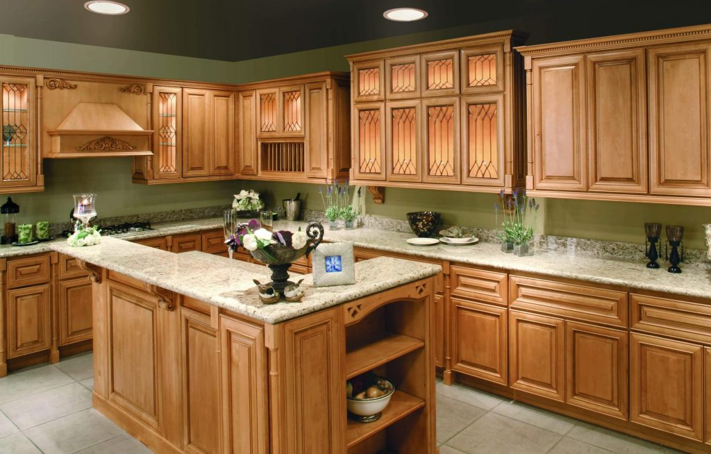 Lime Green Kitchen Cabinet Design In Large Space Ideas Kitchens With