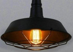 Vintage Industrial Pendant Lights
