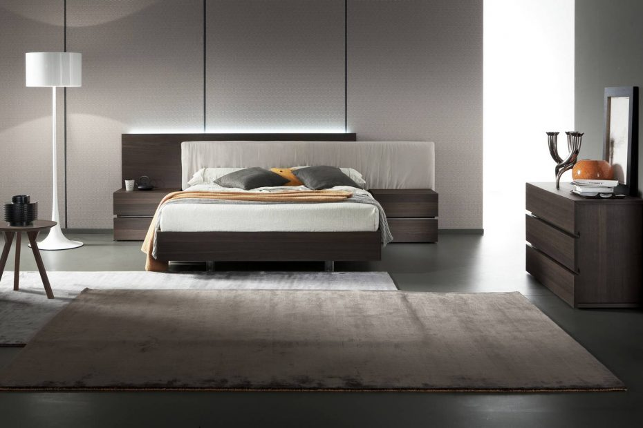 Made In Italy Wood Modern Contemporary Bedroom Sets San Diego