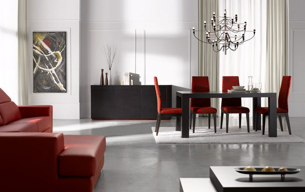 Mapajunction Ultramodern Dining Chairs Sets For Small Dining
