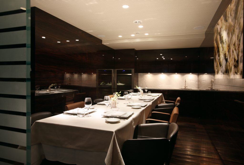 Marea Private Dining Rooms Of New York City