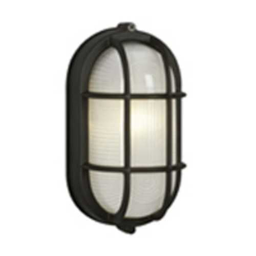 Marine Oval Bulkhead Outdoor Wall Light 305014bk Destination