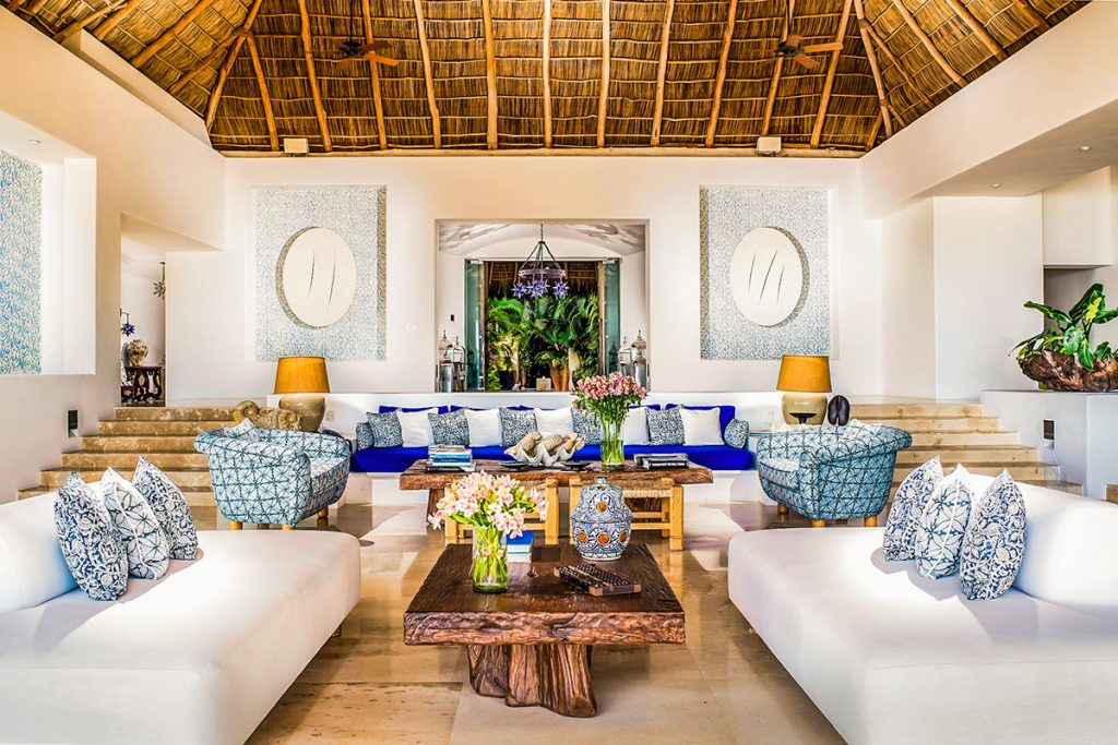 Mexican Style Living Room Ideas Luxury Retreats Magazine