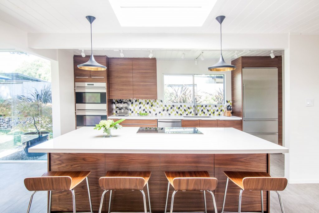 Midcentury Modern Kitchen Renovation With Destination Eichler Home