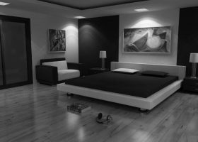 Modern Bedroom Design Ideas for Men