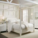 Modern Canopy Bed Bedroom