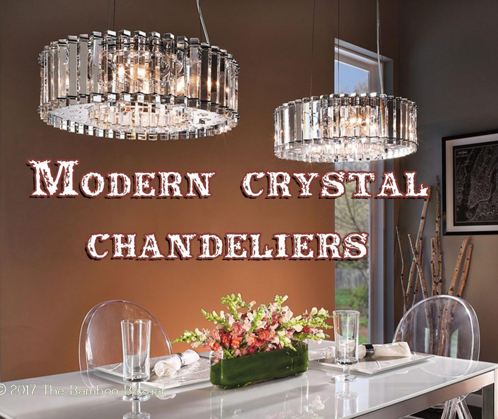 Modern Contemporary Crystal Chandeliers A Guide To The Best Of 2018