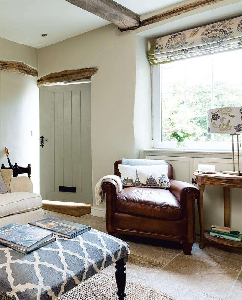Modern Country Style House Tour Small Country Cottage Click