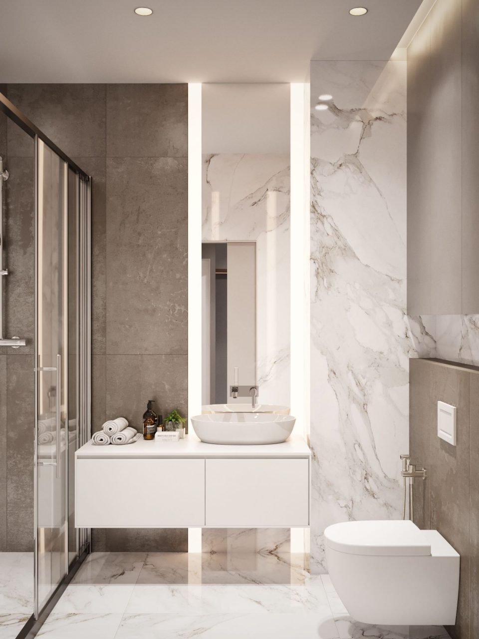 Modern Luxury Bathroom Design Ideas For Your Home Wwwbocadolobo
