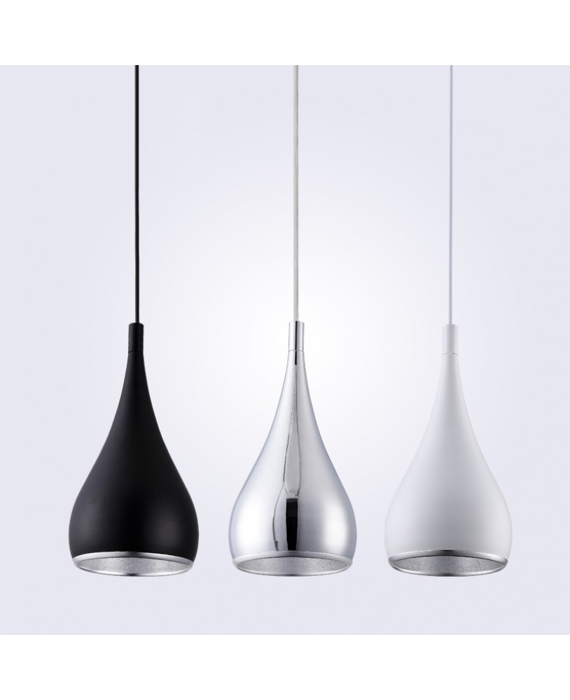 Modern Restaurant Pendant Lights Minimalist Led Barcafe Lamps