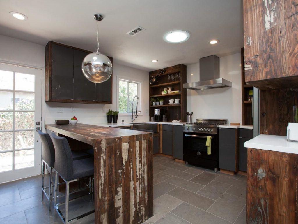 Modern Rustic Kitchen Design Home Decor Angel Ideas To Decorate