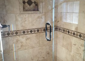 Bathroom Shower Tile Ideas Travertine