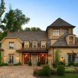 New Built French Style Country Cottage In Washington Dc