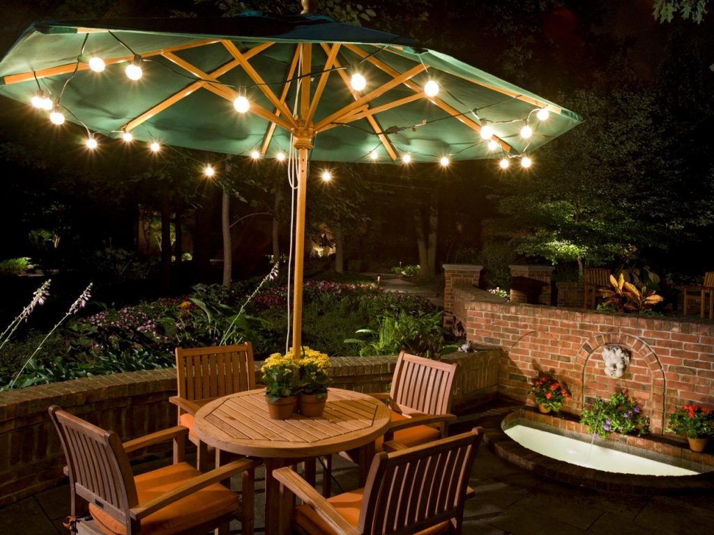 New Outdoor Patio Lighting Ideas Outdoor Ideas Decorating