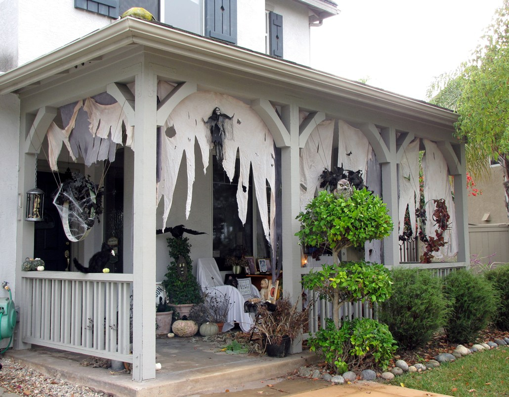 Outdoor Halloween Decorations Ideas To Stand Out – layjao