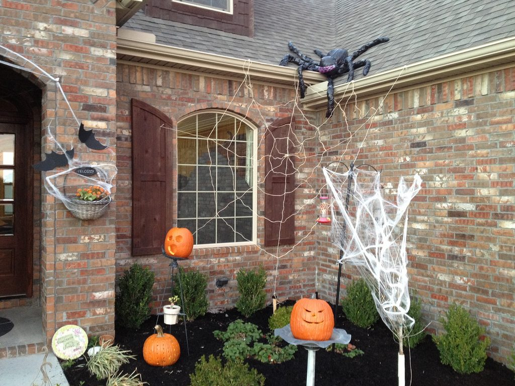 Outside Halloween Decorations Cool The Latest Home Decor Ideas