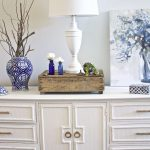 White Dining Room Buffet Sideboard