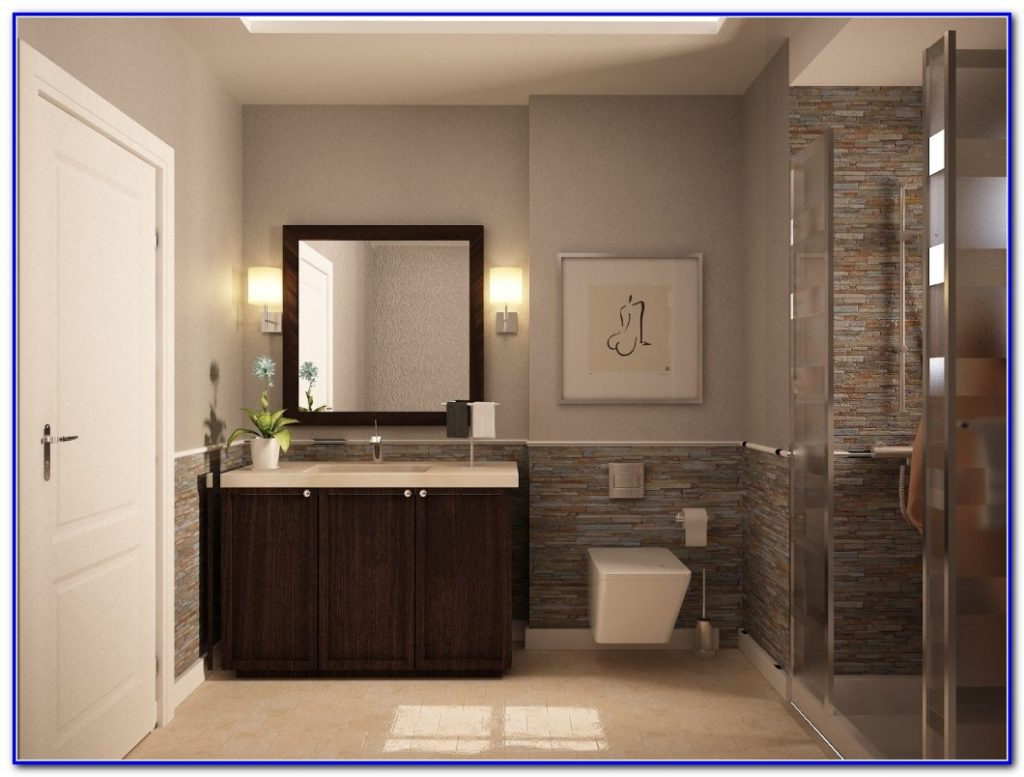 Painting Bathroom Cabinets Ideas Intended For Residenceimage Gallery