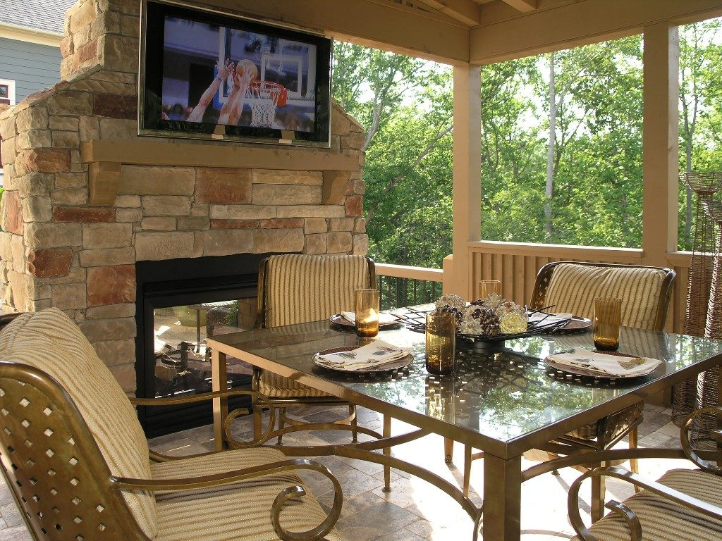Patio Deck Decorating Ideas Design And Ideas