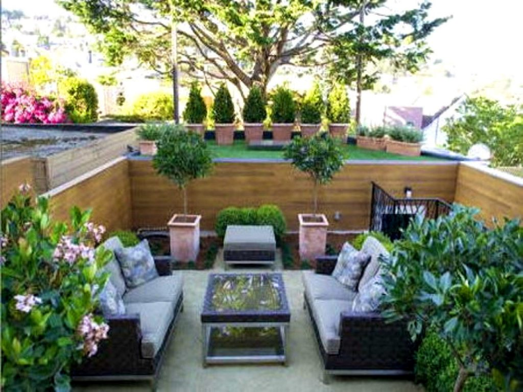 Patio Design Ideas For Small Backyards Houzz Pinterest Yard Sale