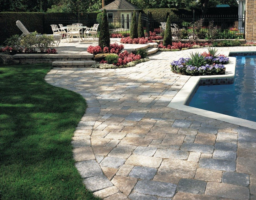 Patio Stone Deck Ideas The Latest Home Decor Ideas