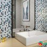 Peel And Stick Tiles For Shower Walls Clever Mosaics