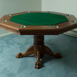 Plans For A Diy Poker Table Maybe I Can Turn This Into A Gaming