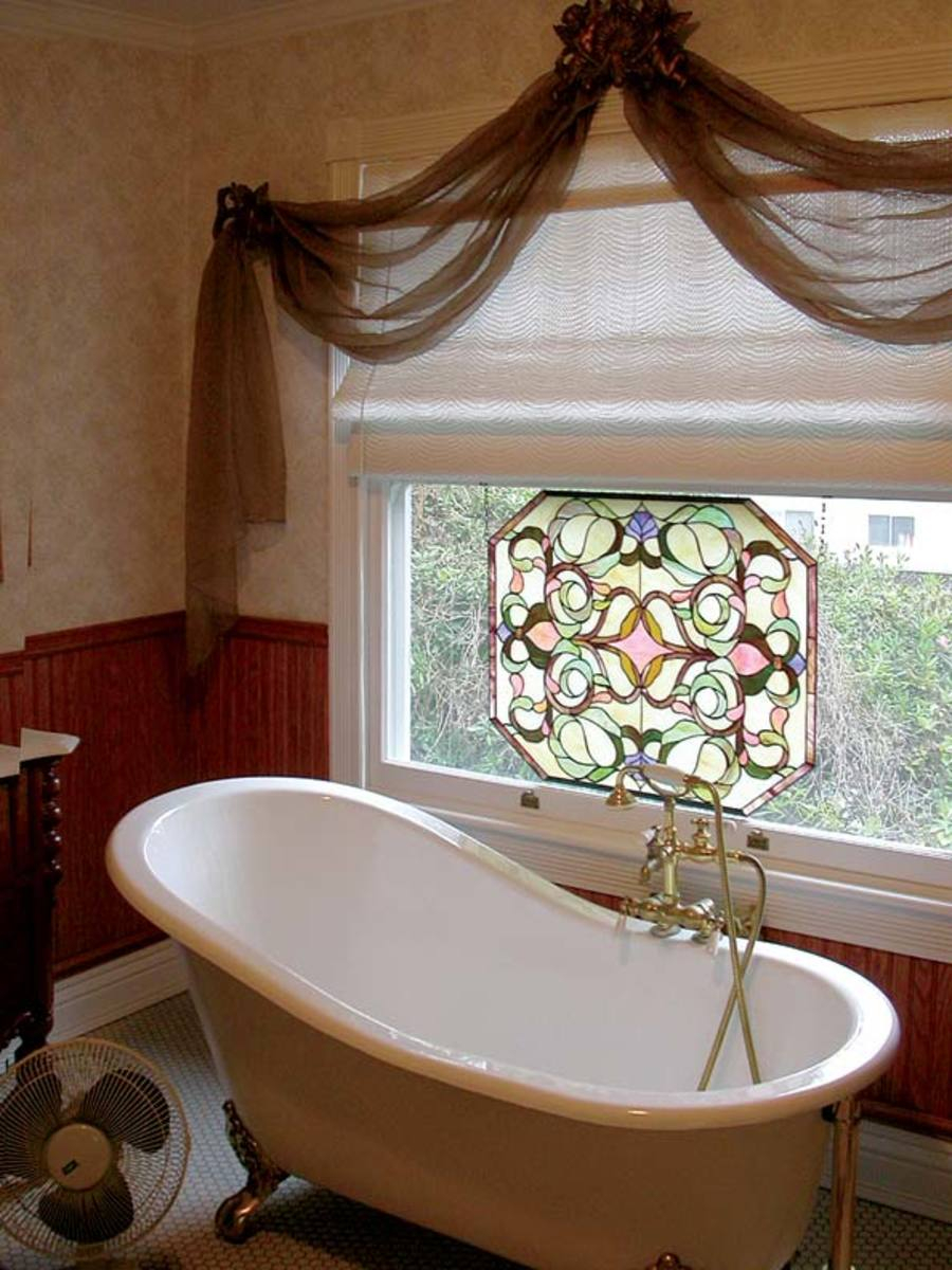 Privacy For Bathroom Windows Old House Journal Magazine