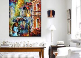 Large Dining Room Art Painting