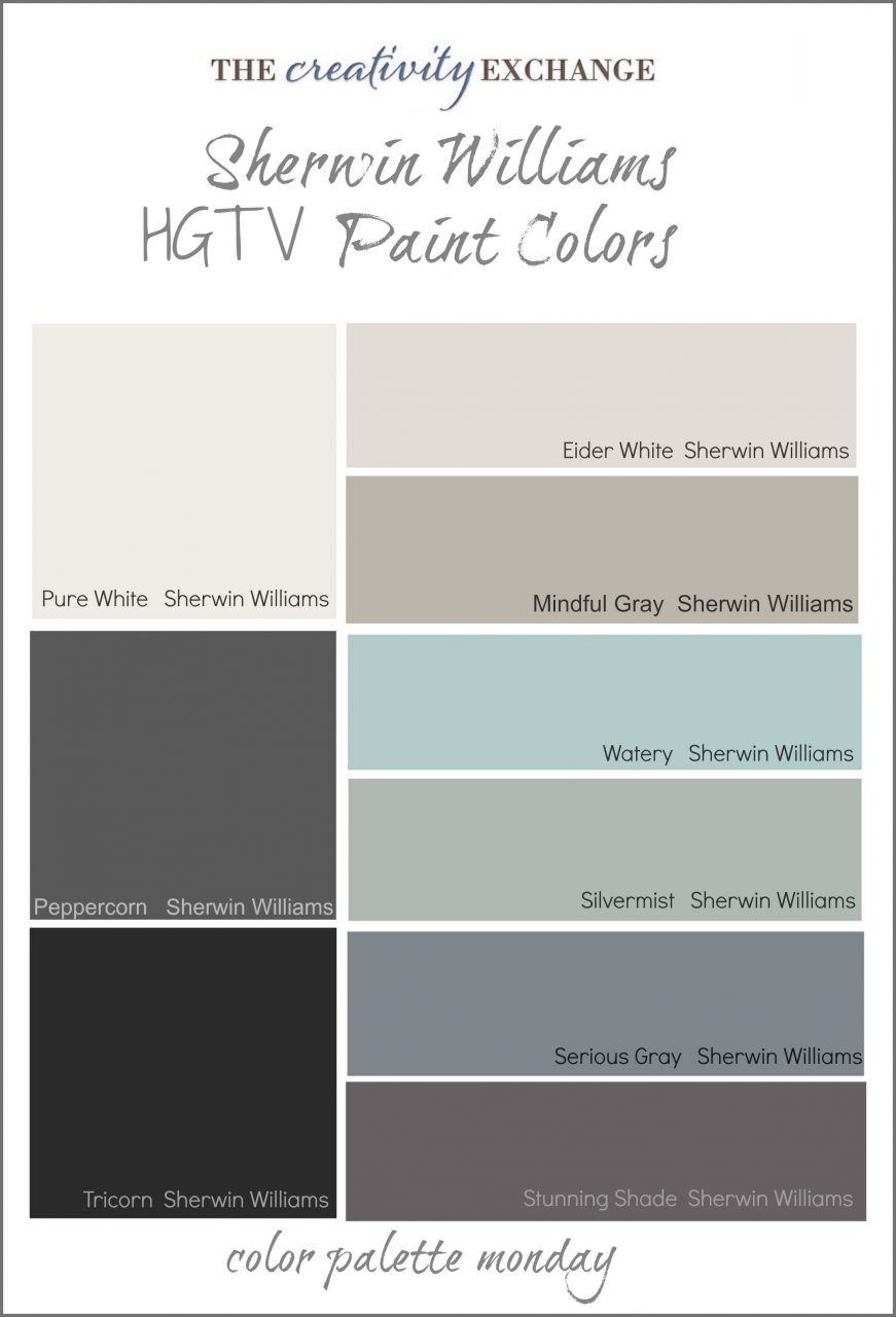 Readers Favorite Paint Colors Color Palette Monday Living Room