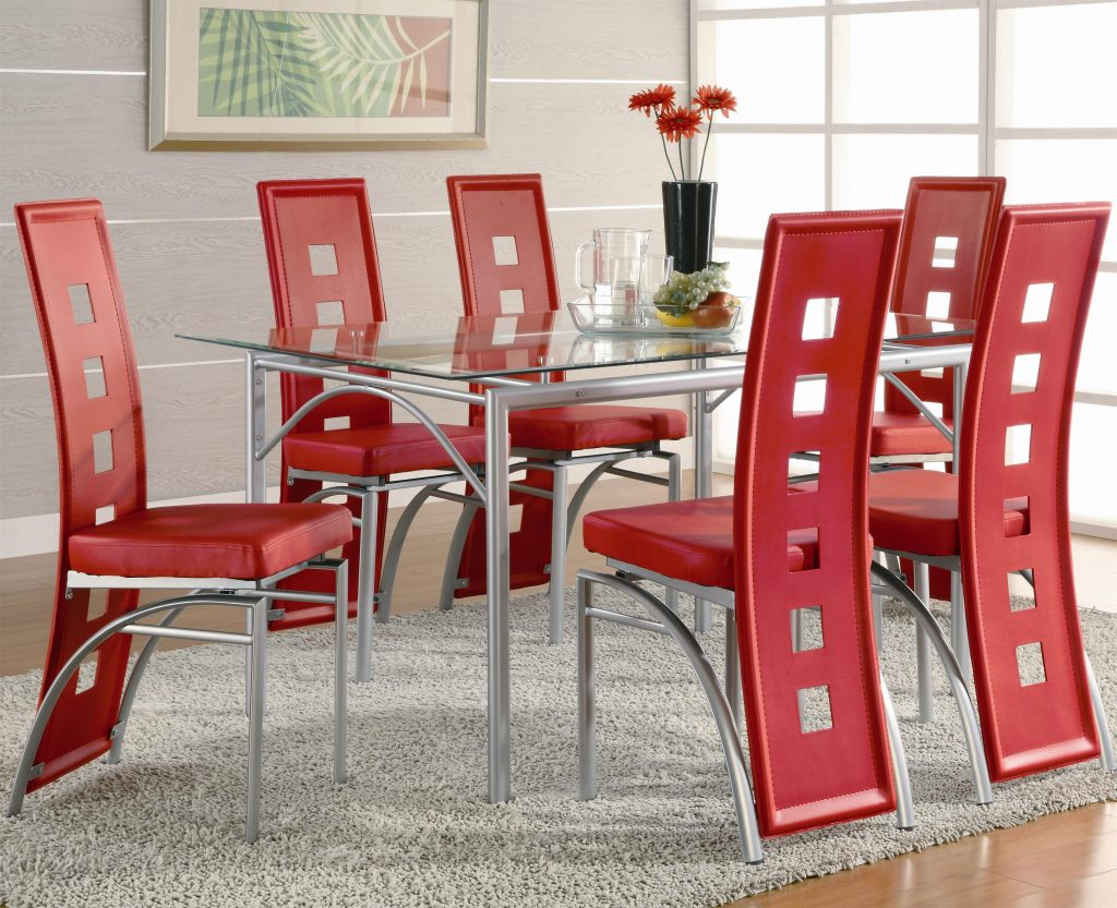 Regular Height Casual Dining Contemporary Modern Dining Table Co