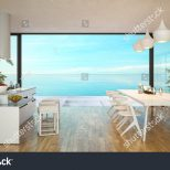 Royalty Free Stock Illustration Of Beach Living Kitchen Dining Set