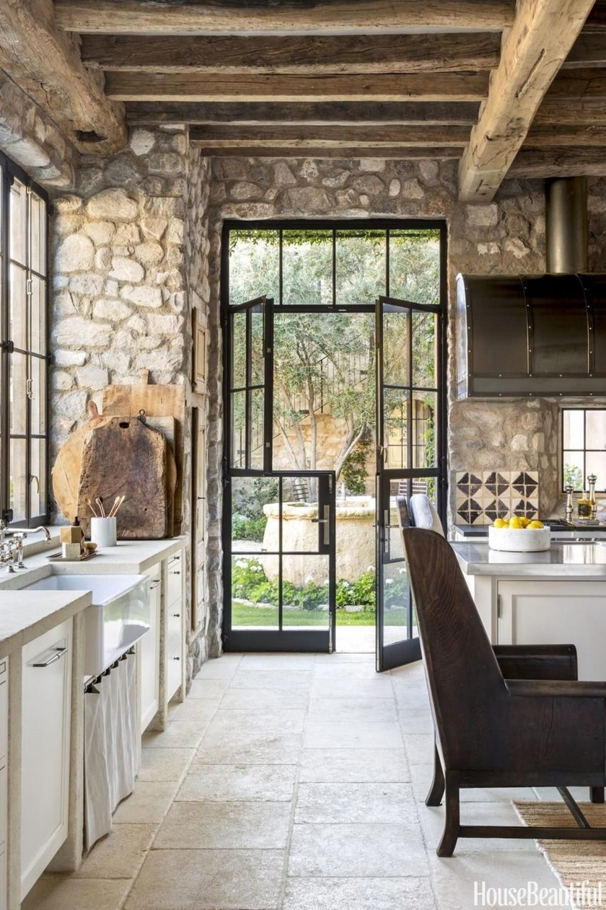 Rustic French Country Cottage Kitchen 15 Kitchen Home Decor