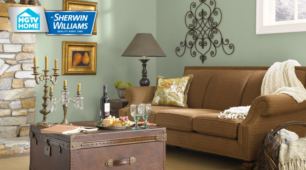 Rustic Refined Paint Color Collection Hgtv Home Sherwin Williams