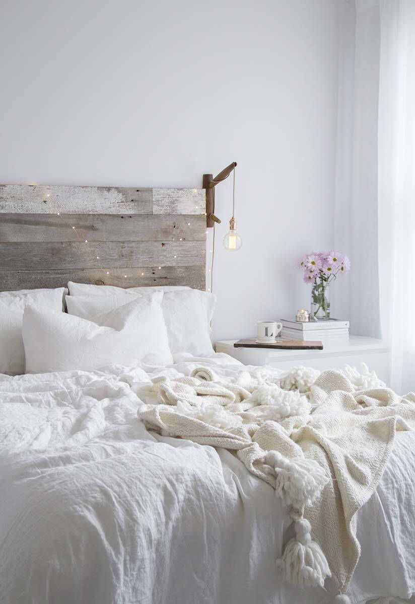 Rustic Scandinavian Bedroom Bedroom Design Ideas Room Bedroom