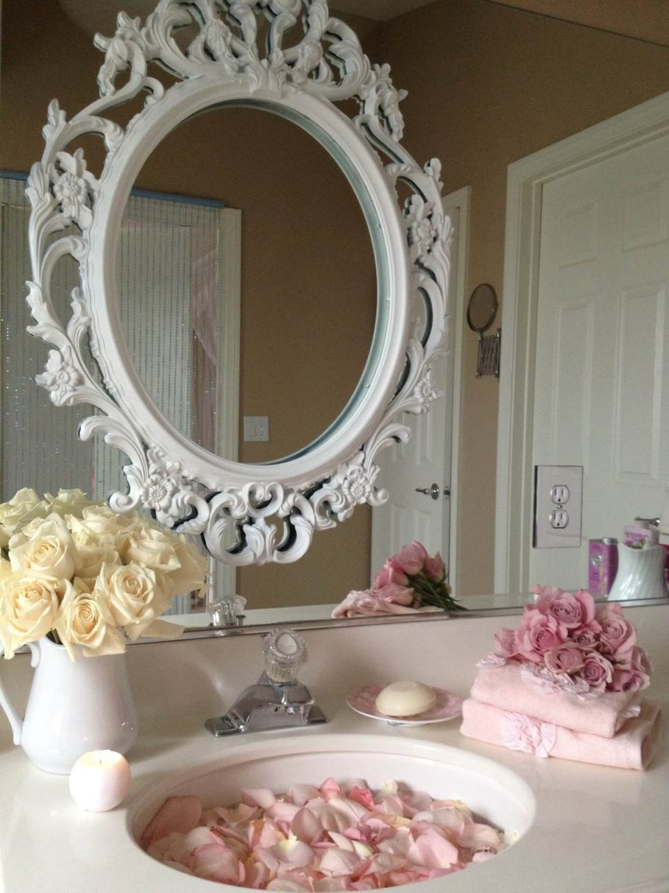 Shab Chic Bathroom Mirror 28 Best Shab Chic Bathroom Ideas And