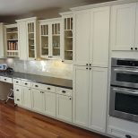 Shaker Kitchen Cabinets White Painted Acmecabinetdoors