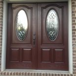 Sherwin Williams Polished Mahogany Sw2838 Porches And Doors In