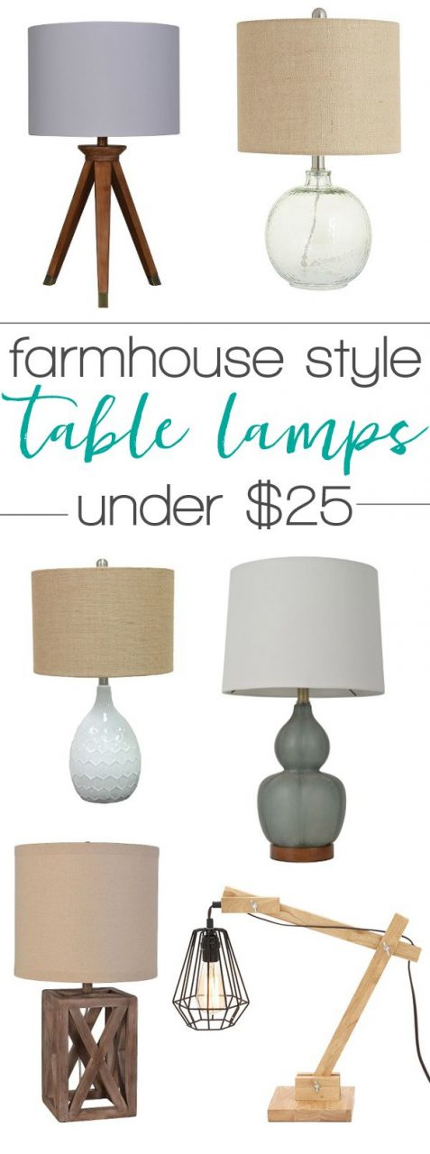 Simple Cottage Style Lamps Just Simple Site