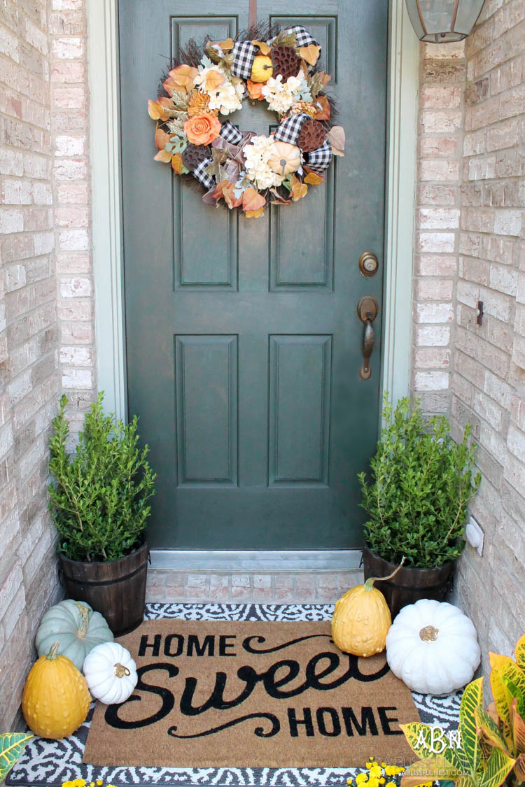Simple Fall Decorating Ideas For Your Front Porch Boxwood Avenue
