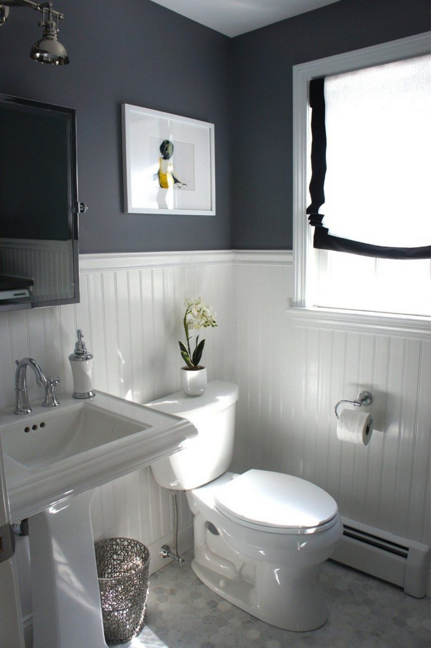 Small Bathroom Makeovers Ideas On A Budget I Wanna Punch My House