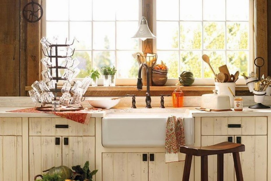 Small Country Kitchen Ideas Country Cottage Kitchen Decorating Small
