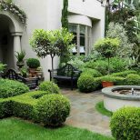 Small Formal Front Garden Ideas