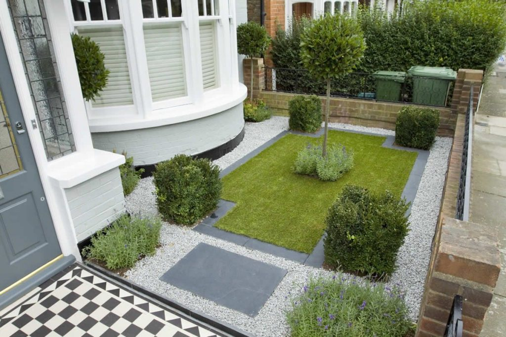 Small Garden Design Formal Outdoor Ideas