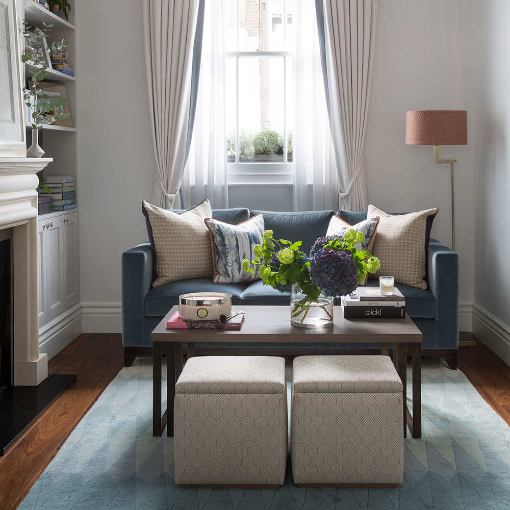 Small Living Room Ideas How To Decorate A Cosy And Compact Sitting