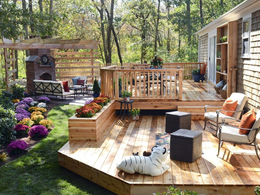 Small Patio Deck Decorating Ideas Furniture Under Design Outdoor
