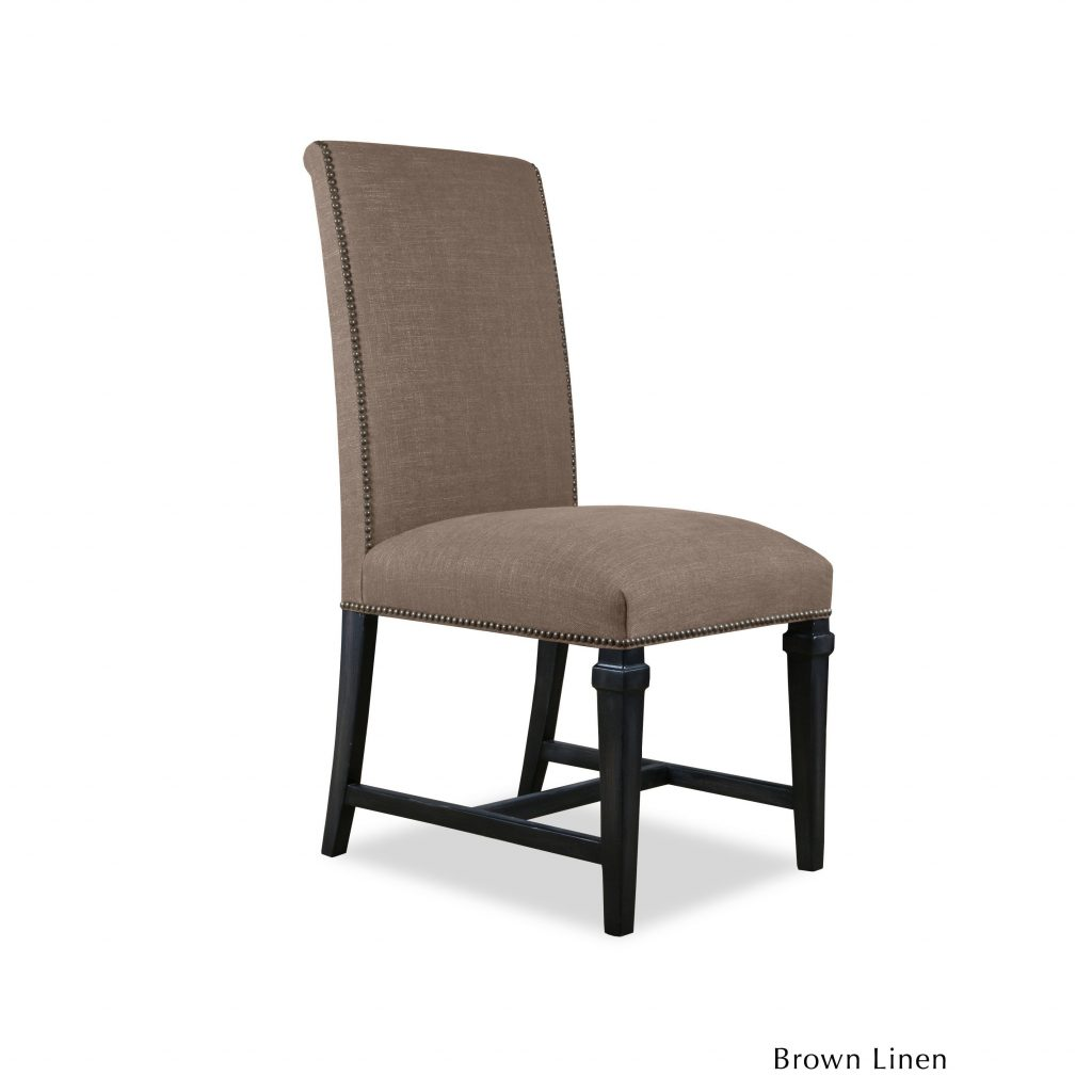 South Cone Home Florencia Hardwood And Upholstered Dining Chair